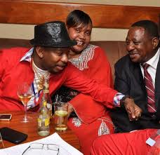 mike sonko father