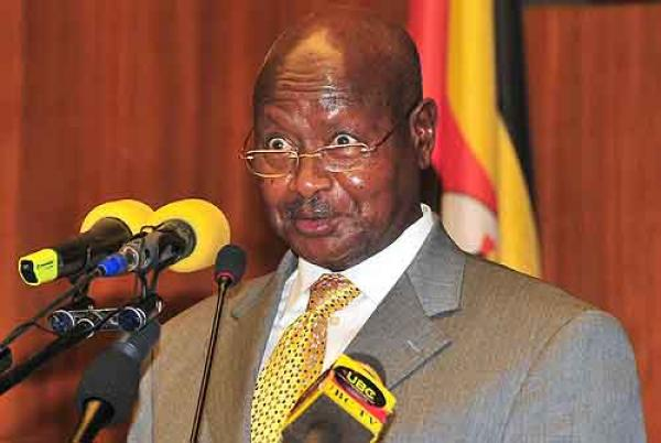 ugandan territory extends to Nakuru Kenya say Museveni