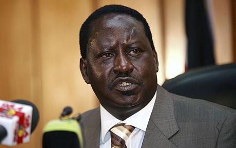 Raila to recieve cash for Eurobond scam