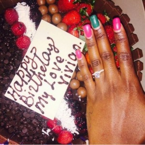 chipuzeeky proposes to girlfriend vivian