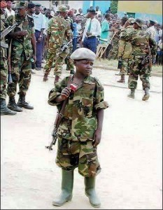 MEET YOUNGEST KDF SOLDIER WHO KILLED ALSHABAB IN SOMALIA AND SAVED COLLEAGUES