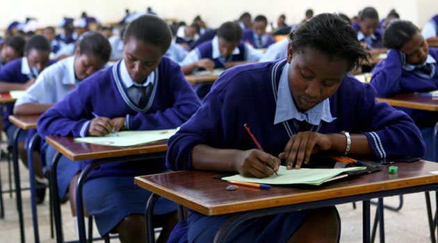 KCSE RESULTS FOR WHOLE SCHOOL