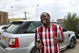 PHOTOS OF PASTOR KANYARI EXPENSIVE RANGEROVER