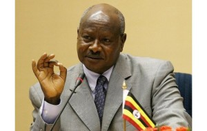 MUSEVENI:WOMEN WHO SHOUT NAME OF GOD DURING LUNGULA SHOULD BE JAILED