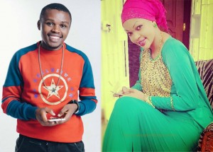 CHIPUKEEZY OPENS UP ON RELATIONSHIP WITH HOTCAKE WEMA SEPETU