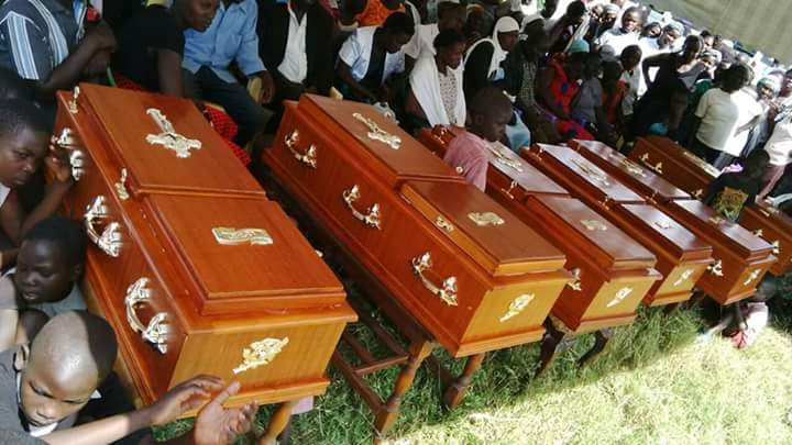 6 children killed in awasi road accident buried