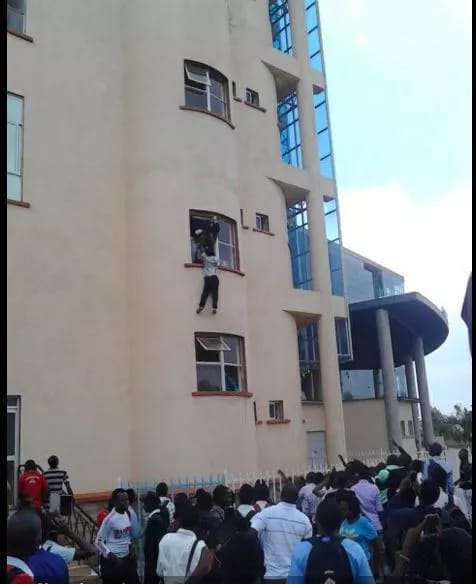 38 KENYATTA UNIVERSITY STUDENTS HOSPITALIZED AFTER TERROR SCARE