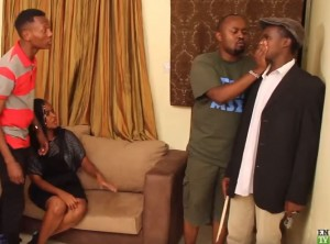 EMBARRASSING: LANDLORD LOCKS UP GUY'S IN-LAWS OVER UNPAID RENT
