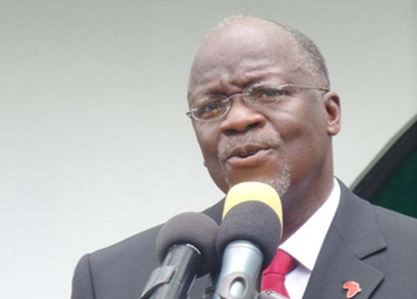 MAGUFULI: KENYANS TRAVELING TO TANZANIA MUST PRODUCE BAPTISM CARD AND CERTIFICATE OF GOOD CONDUCT