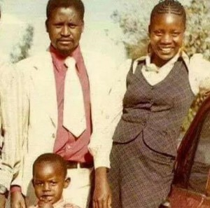 PHOTOS OF RAILA AND IDA ODINGA IN THEIR YOUTH