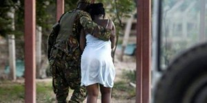 GARISSA UNIVERSITY SURVIVOR MARRIES SOLDIER WHO SAVED HER LIFE
