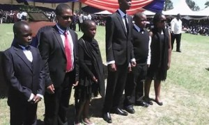 Jacob juma children