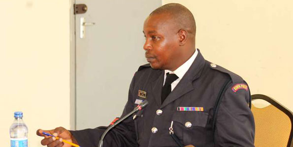 TRAFFIC POLICE EARNING KSH 45000 QUESTIONED FOR TRANSACTING 100M VIA MPESA