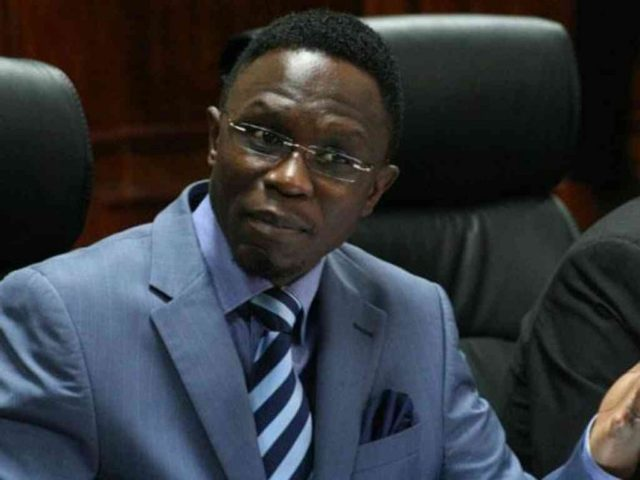 Ababu Namwamba frustrated being ODM