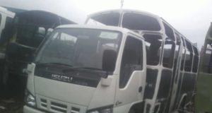 Agnes Macharia Nairobi businesswoman who lost her matatu during the anti-IEBC demonstrations has received a new matatu