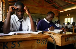 Exam cheating in Kenya