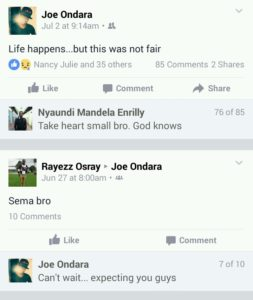 Joel ondara where kenyatta university students who died in accident in kisii were going
