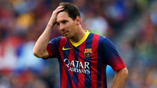 LIONEL MESSI SENTENSED TO 21 MONTHS IN PRISON FOR FRAUD