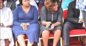 WARDROBE MALFUNCTION:RACHAEL SHEBESH TROLLED FOR EXPOSING NUNU IN PUBLIC