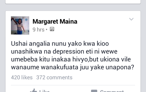 kenyan women confession