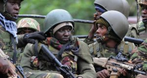 KDF is strongest in africa