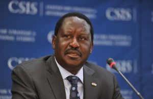 raila odinga sleeping in graves