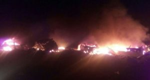 Nakuru- Naivasha fuel Tanker Accident