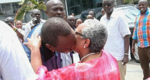 uhuru and margaret