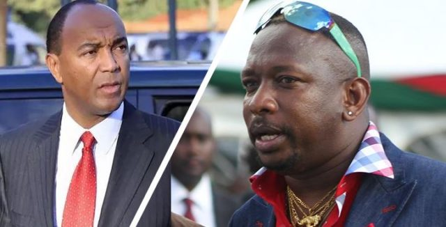 sonko and peter kenneth