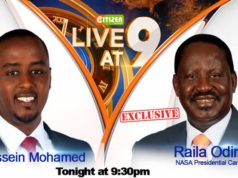 HOW GENIOUS RAILA ANSWERED HUSSEIN MOHAMMED QUESTIONS PERFECTLY