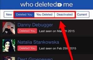 HOW TO KNOW SOMEONE HAS UNFRIENDED YOU IN FACEBOOK