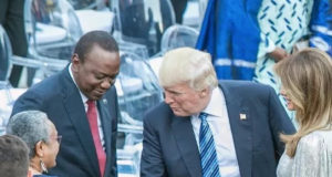 Uhuru and Trump