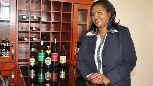 richest woman in Kenya