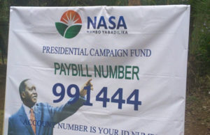 NASA campaign money