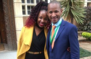 babu owino wife