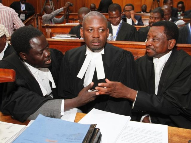 best lawyers in Kenya