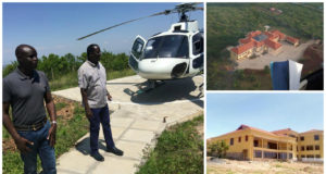 raila odinga wealth