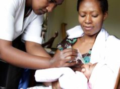 tetanus vaccine in kenya