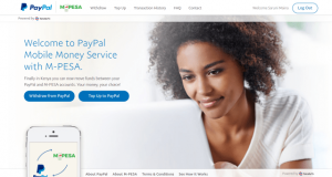 PAYPAL TO MPESA