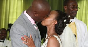 raila junior wife