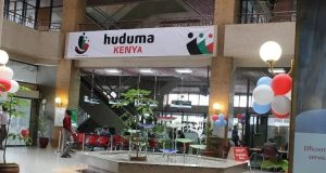 HUDUMA CENTER