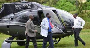 kenyans who own chopper
