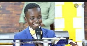 youngest preacher in africa victor Githu